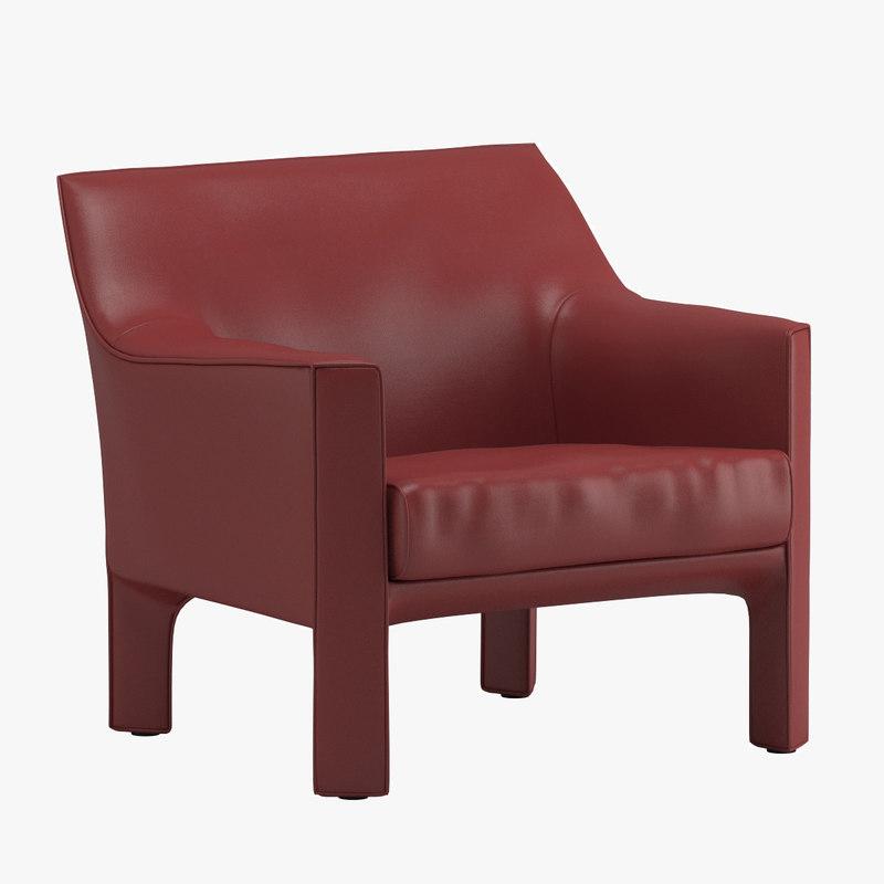 cassina armchair max