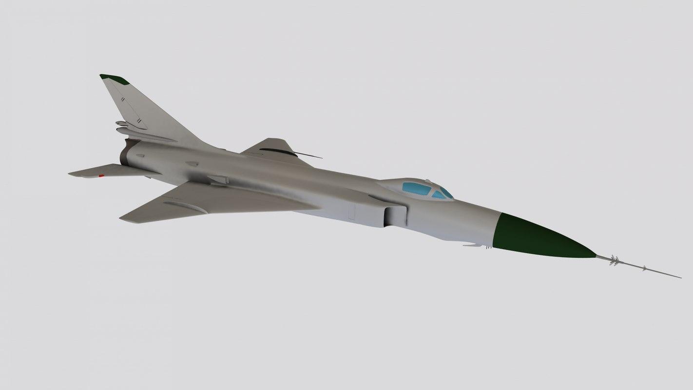 sukhoy su-15tm flagon e 3ds