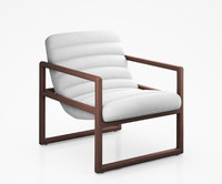 3d dillon armchair west
