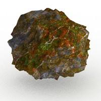 obj rock stone 5