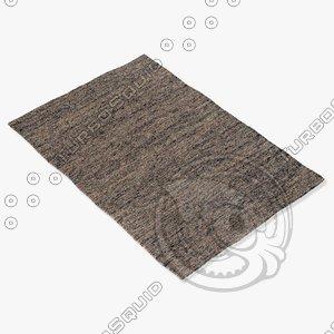 3ds amara rug smart flat