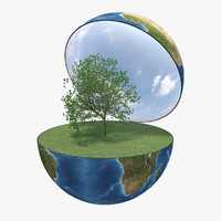 max earth green peace