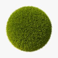 planet green 3d max