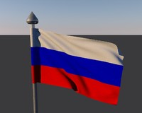 3ds flag russia