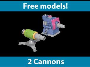 2 cannon max free