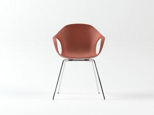 design chair elephant 3d model