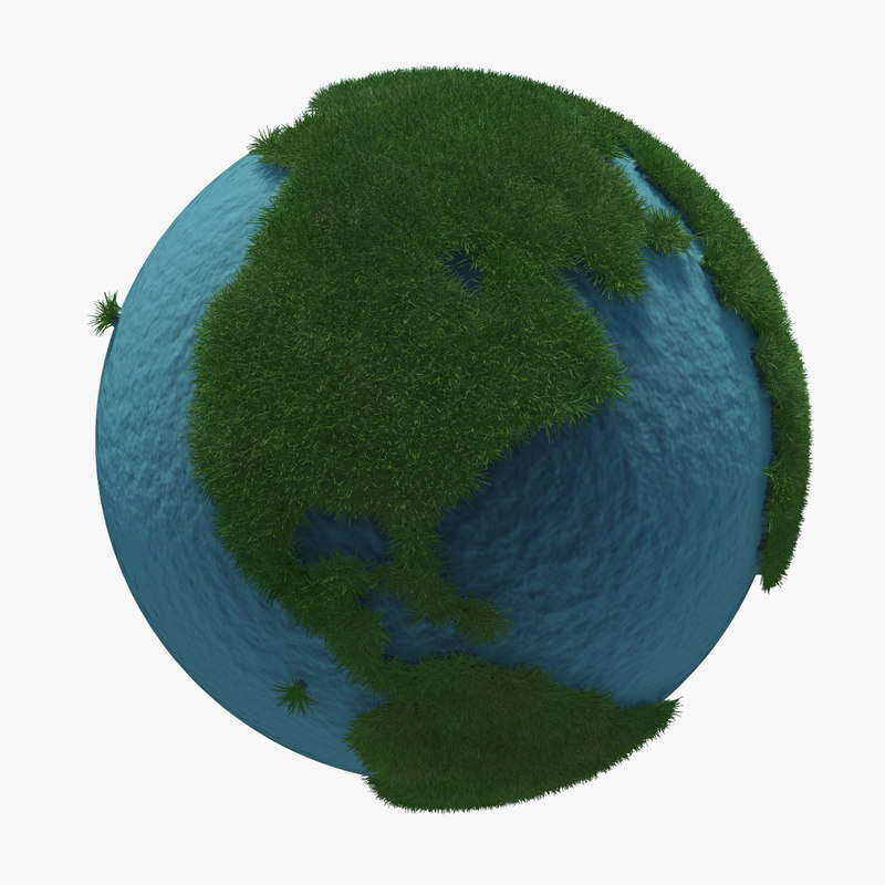 max planet earth green