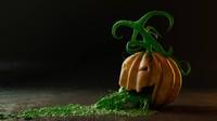 scene pumpkin 3d obj