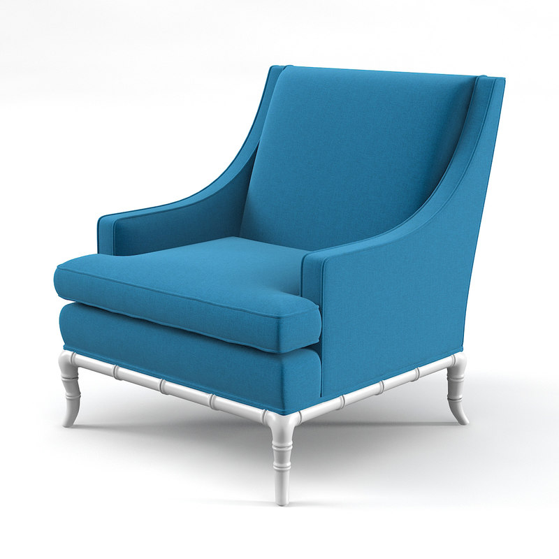 chippendale lounge chair max