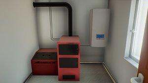 3d x utility room - ready