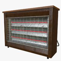 3d quartz house heater