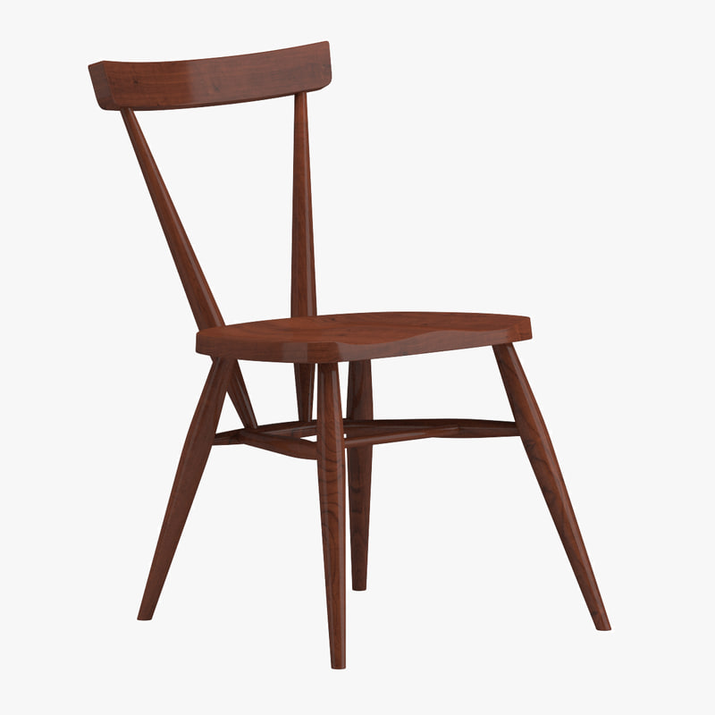 3d model chair 40