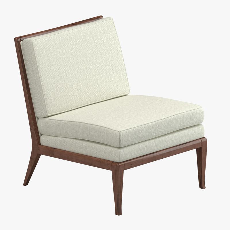 3d model chair 35