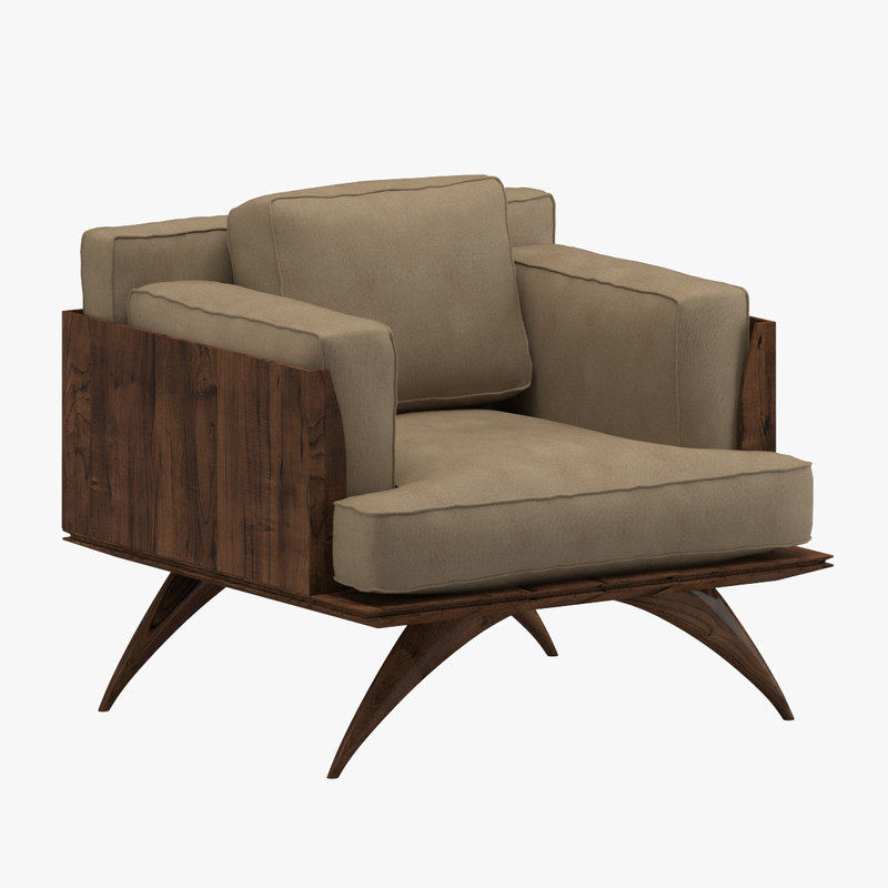 chair 38 3d max