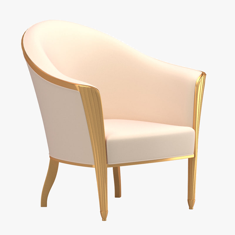 3d model chair 43