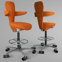 lei officeline 3d model