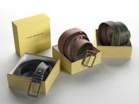 men s belt 3d model