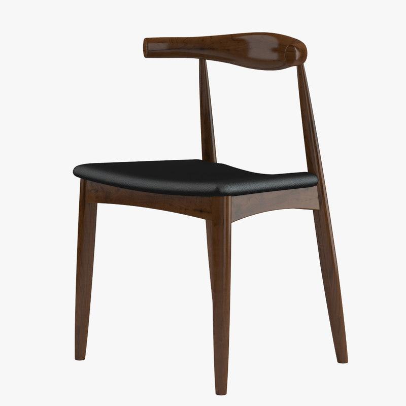 3d model chair 21