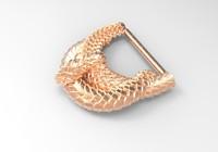 3d model cobra snake