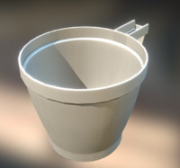 plastic cup 2 3ds