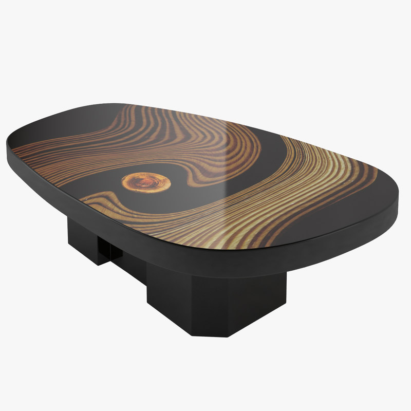 coffee table 04 3d max