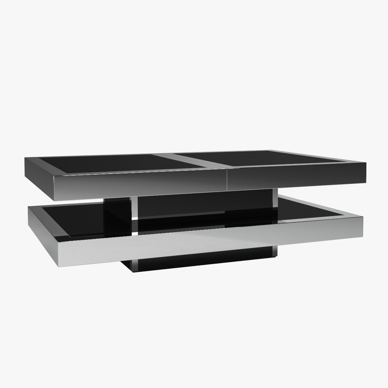 3d coffee table 01 model
