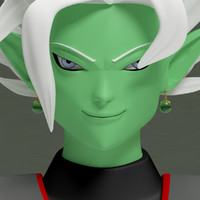 zamasu earrings ring 3ds