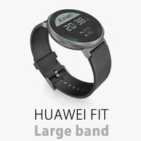 Huawei Fit Large Band Size Smartwatch