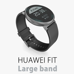 huawei fit large band 3d 3ds