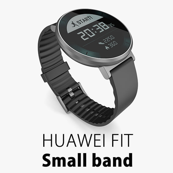 max huawei fit small band