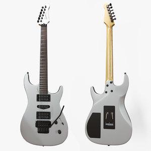 3d guitar godin