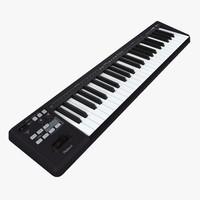 MIDI keyboard Roland A-49