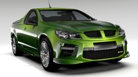 3d model hsv gts maloo gen