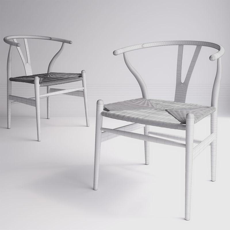 chairs galaxy 3d model