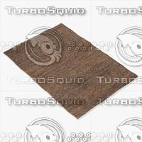 amara rug smart flat 3d max