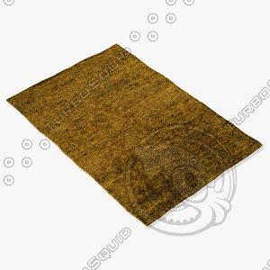 amara rug smart hmp-g 3d model