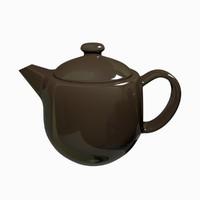 teapot 2016 3d model