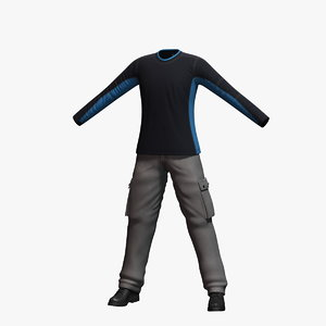 3ds mens clothing 9
