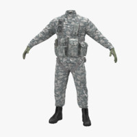 helicopter pilot uniform camo 3ds