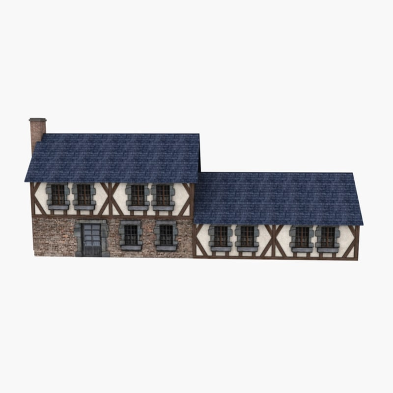max european country house