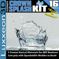 Crown Splash Kit