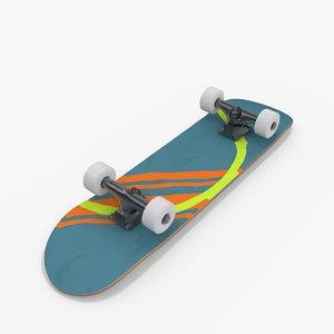 skateboard ska 3d 3ds