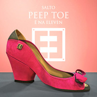 peep heels 3d obj