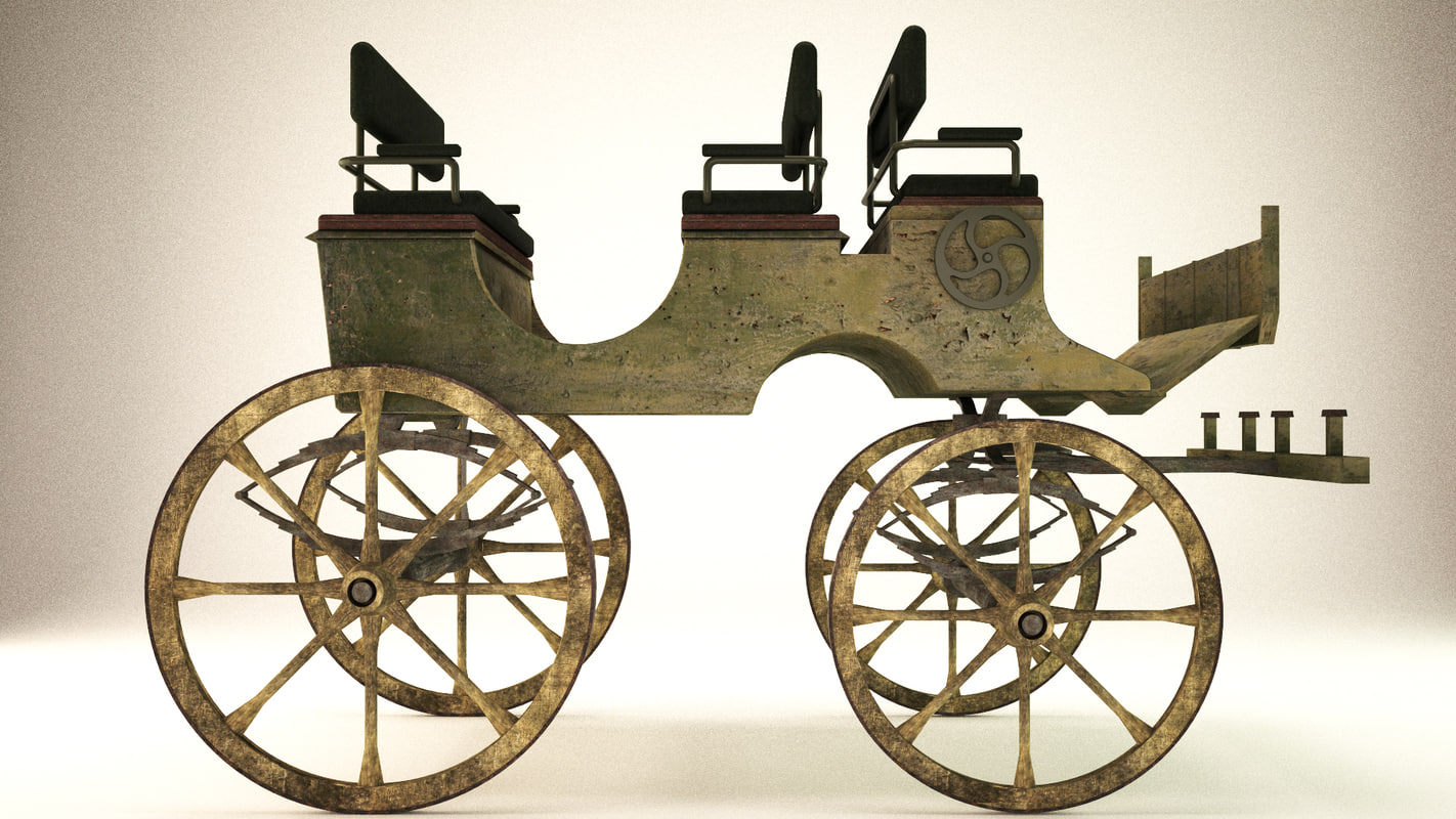 max old carriage