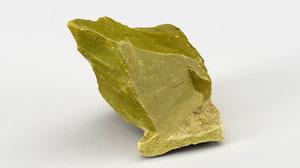 opal green obj