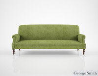 George Smith Dahl Sofa