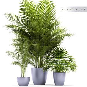 plant 72 3d max