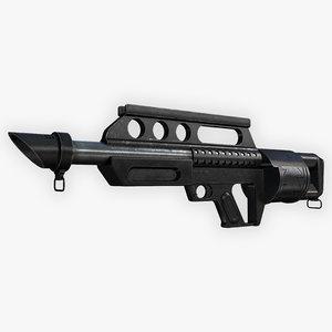 3d model pancor jackhammer