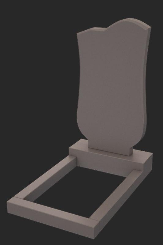 3d monument memorial model