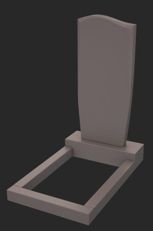 monument memorial 3d max